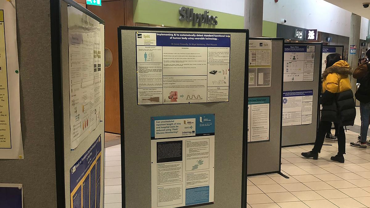 LYIT Research Symposium, the largest interdisciplinary research event at the moment