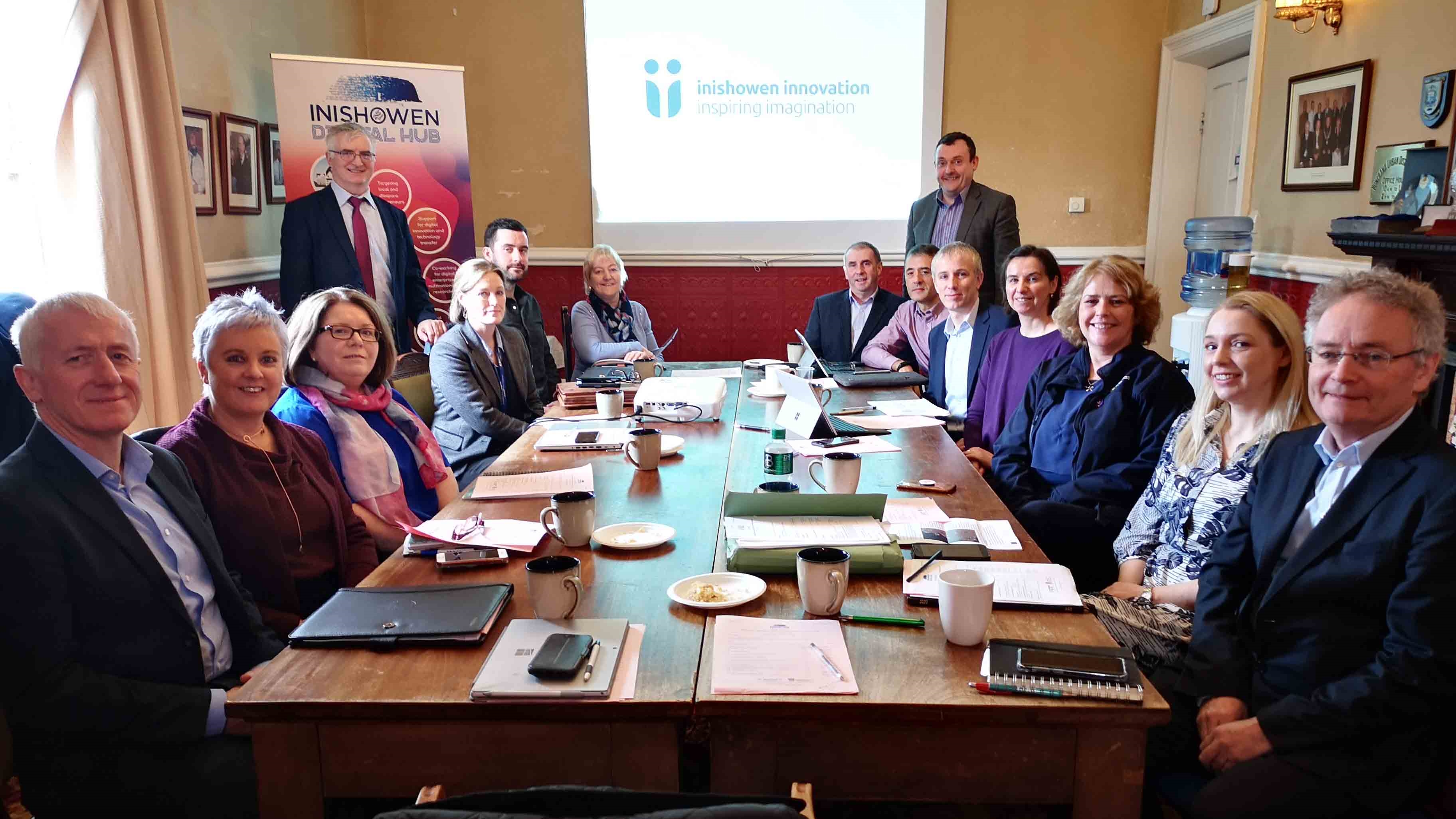 What is Donegal Digital doing for the region?