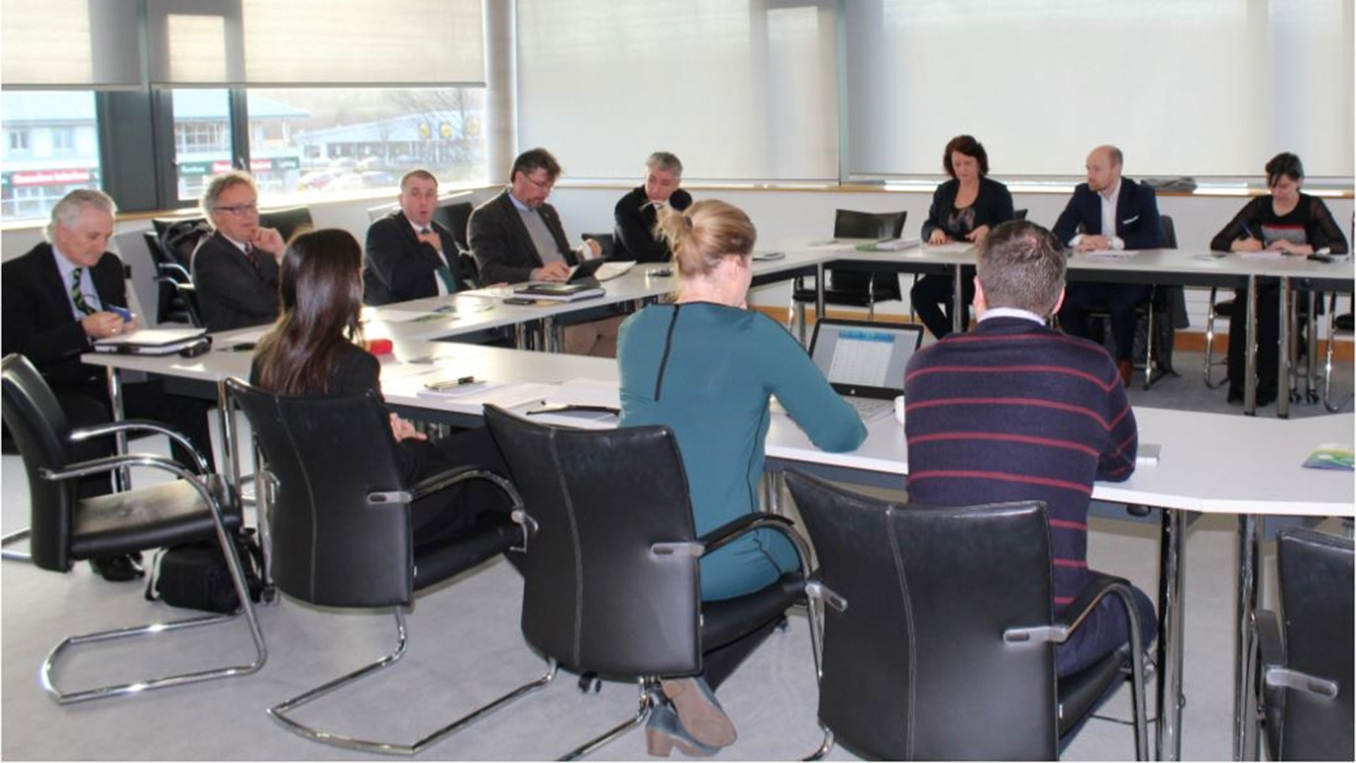 Donegal Digital's 13th fruitful meeting