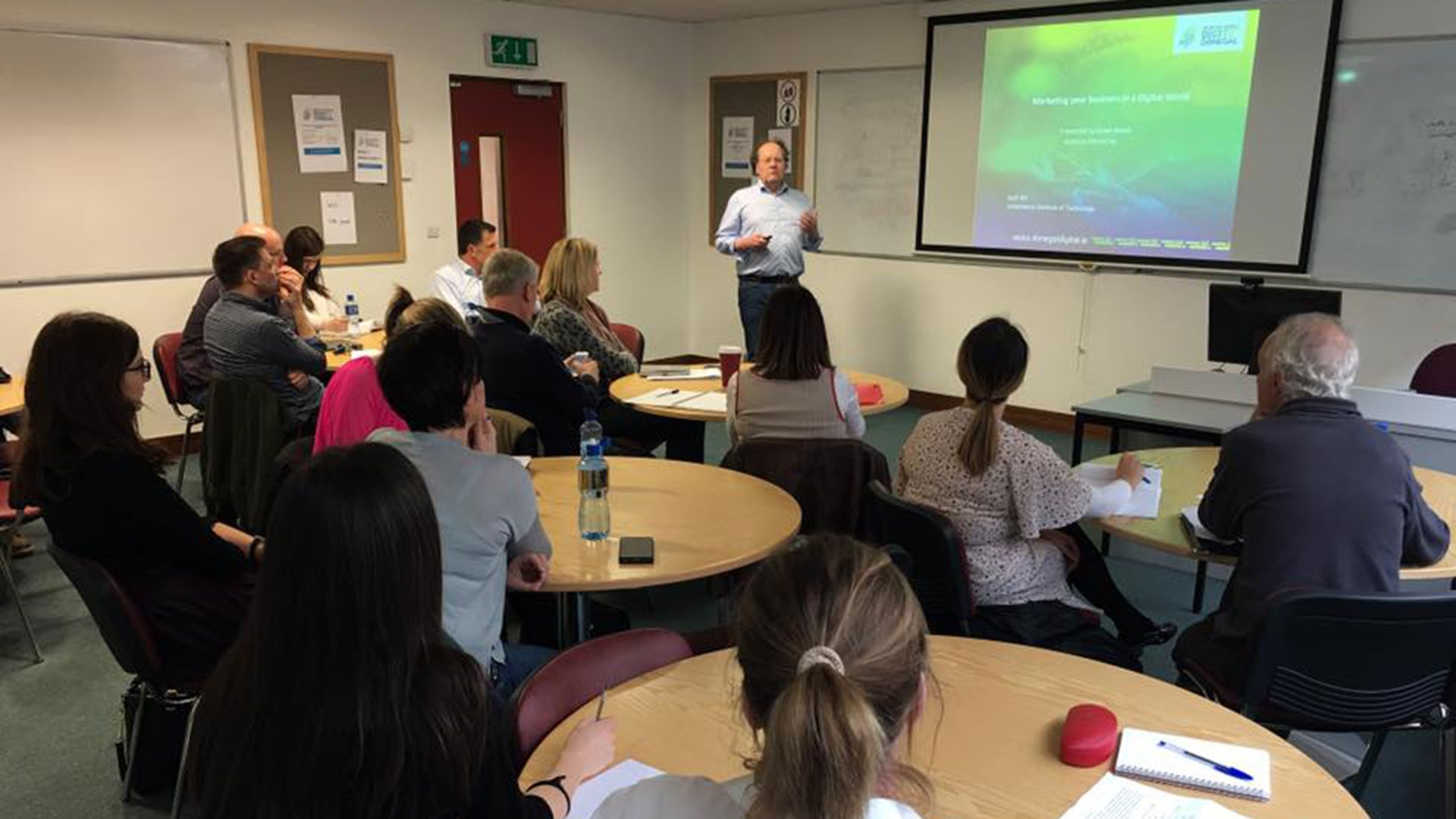 Marketing Your Business in a Digital World - Workshop 1