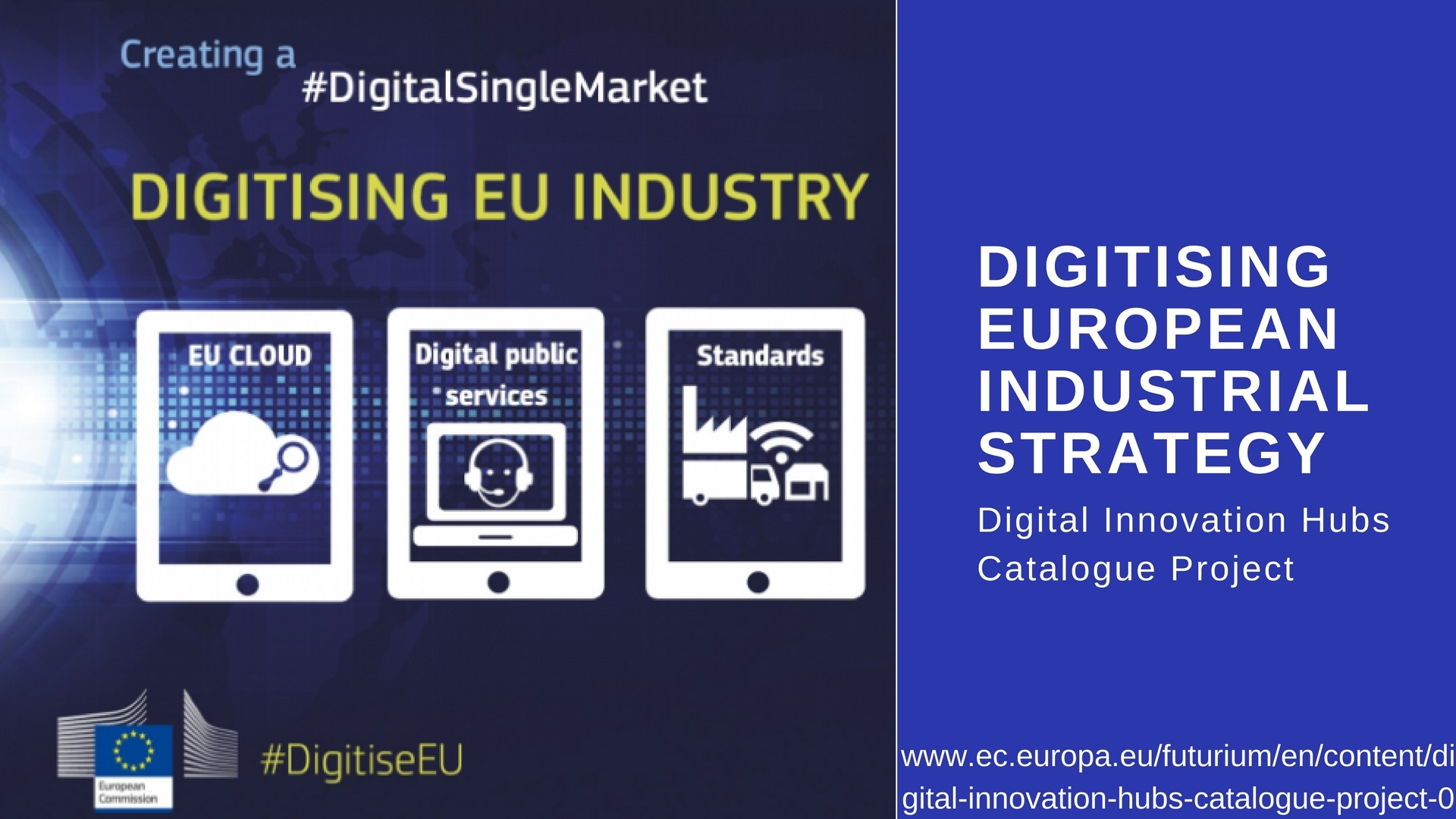 Implementing the Digitising European Industry Actions