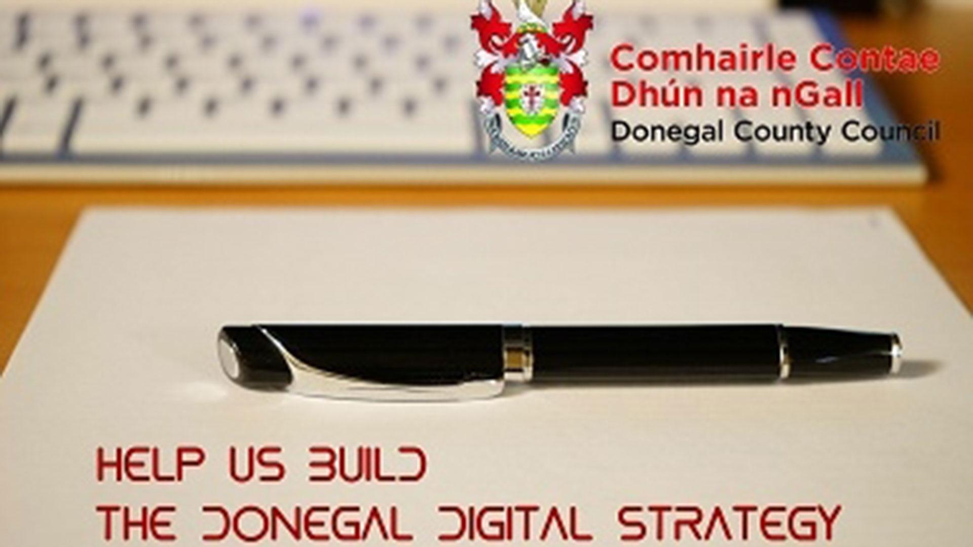 Donegal Digital Context Survey