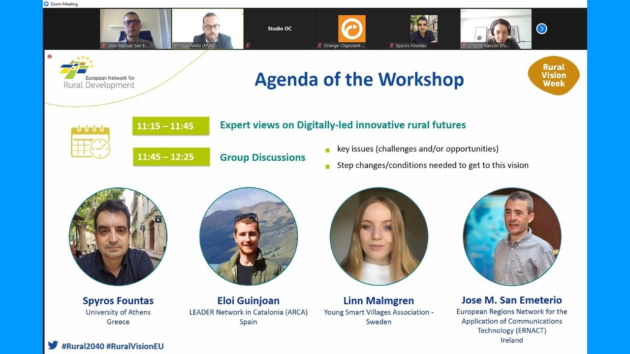 Donegal Digital featured in the Rural Vision Week