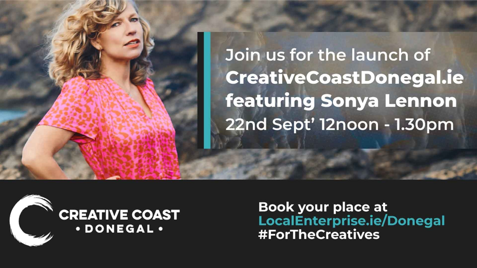 Let's celebrate Donegal's creative industries and businesses!