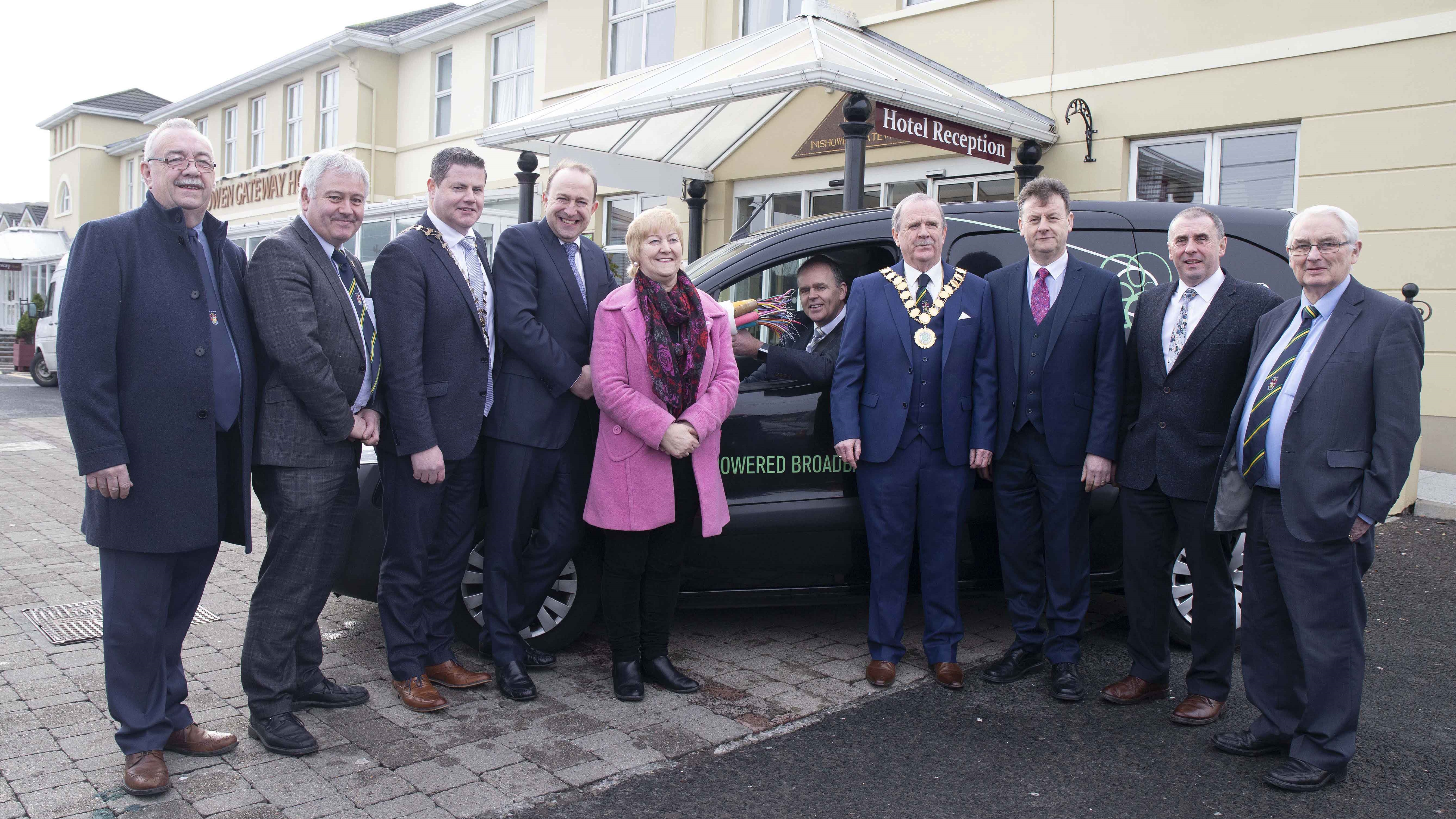 SIRO announces €14 million fibre broadband investment in Donegal