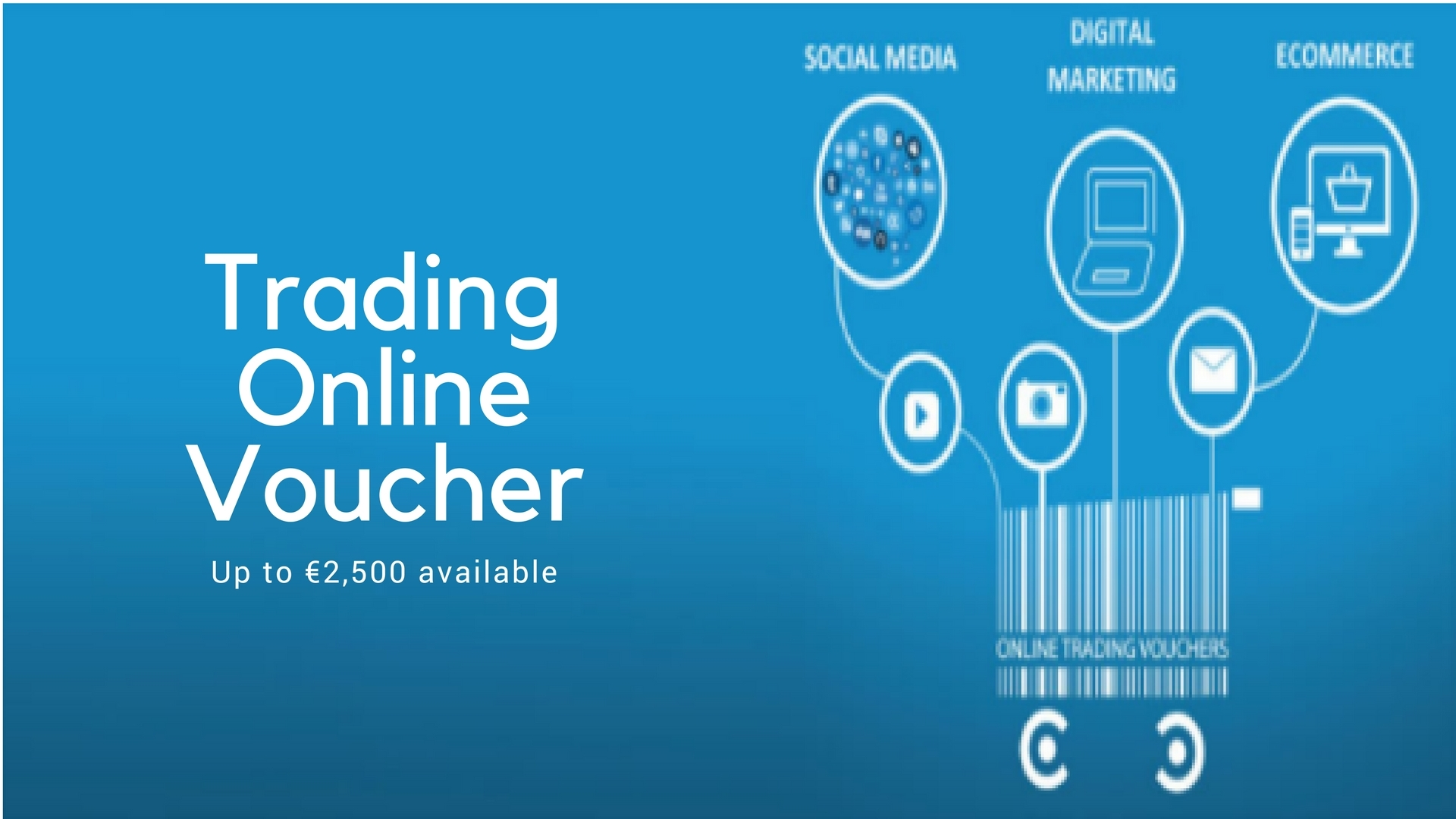 Up to €2,500 trading online voucher available