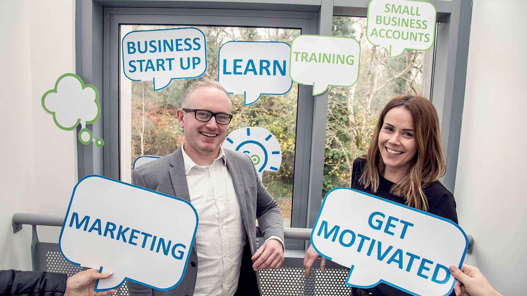 Trading online workshop series at Donegal Local Enterprise Office