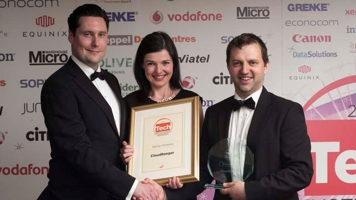 CloudRanger named the Startup Company of the Year