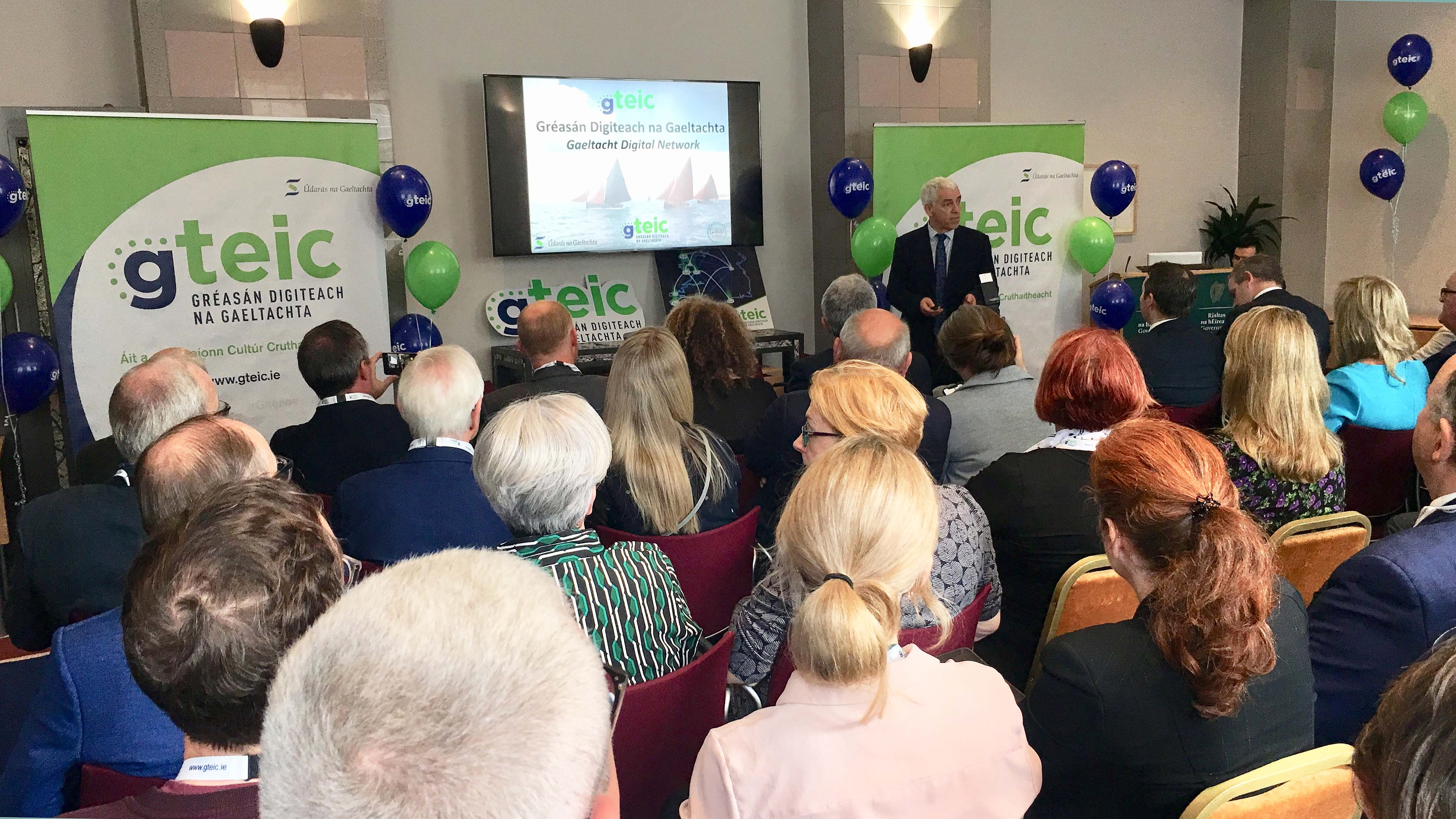 The digital hub network grows to reinvigorate Gaeltacht areas