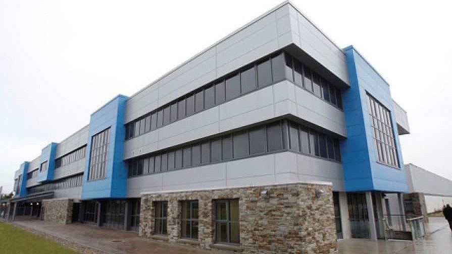 Áislann Ghaoth Dobhair gets €1.5 million towards extension of work space